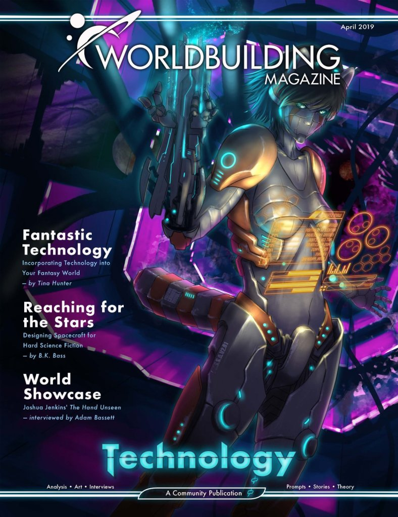 Worldbuilding Magazine's Site